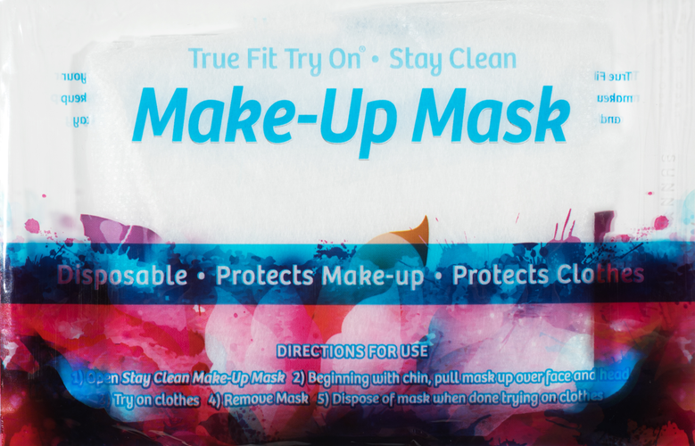 Disposable Make-Up Mask